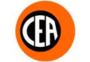 Логотип Cea