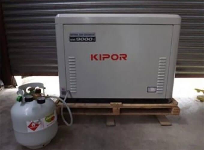 Газовый генератор Kipor