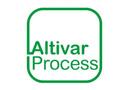 Логотип Altivar
