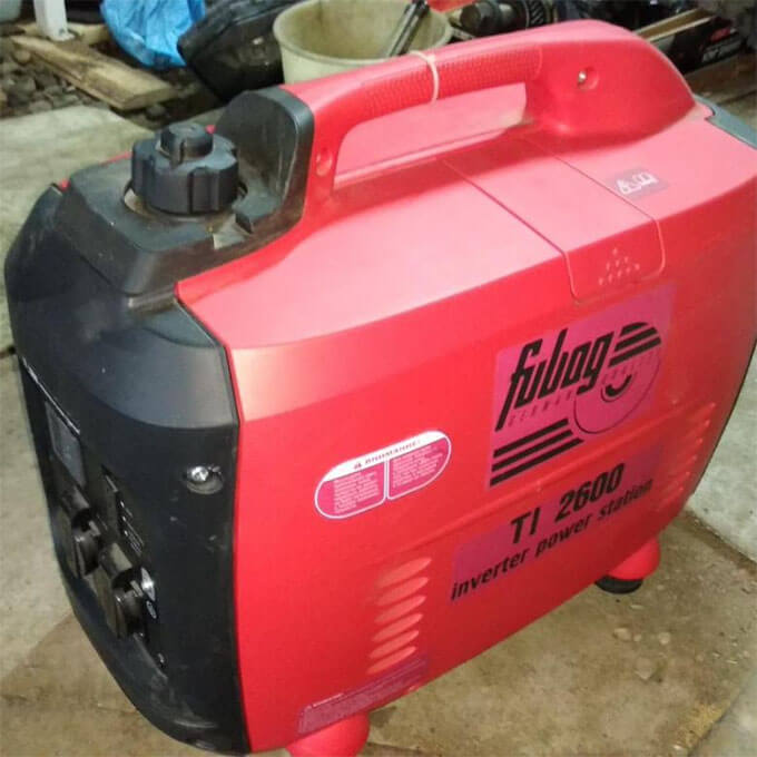 Сдача в ремонт Fubag TI 2600