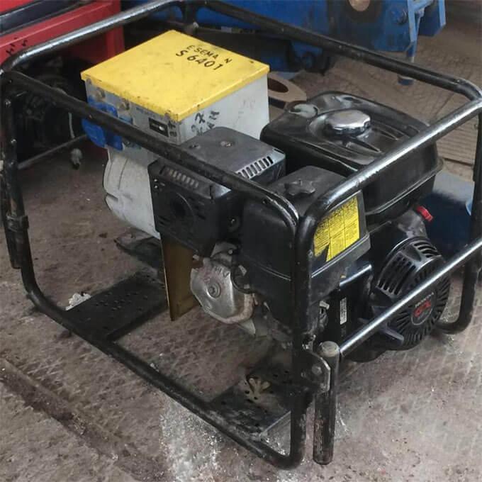 Сдача в ремонт сварочного генератора