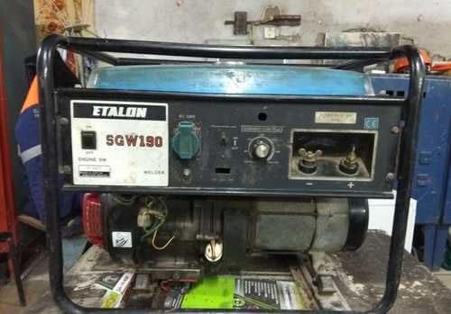 Сварочный генератор Etalon