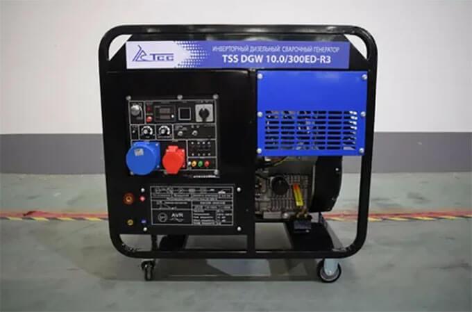 Сварочный генератор TSS