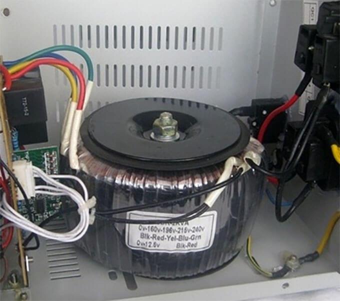Восстановление Upower АСН 5000