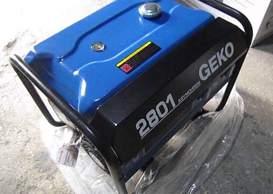 Генератор Geko 2801