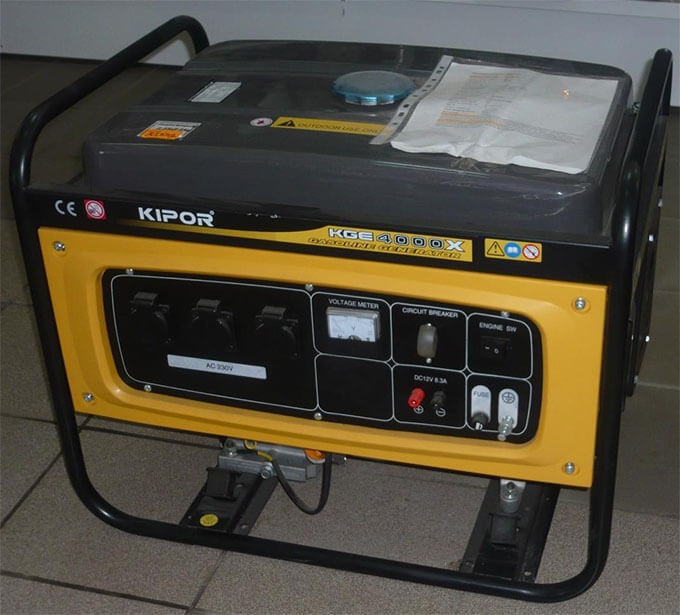 Kipor KGE 4000X