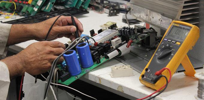 Ремонт частотника Danfoss