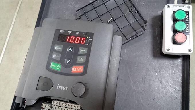 Частотный преобразователь INVT