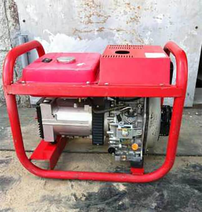 Дизельный генератор Вепрь