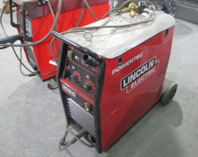 Приемка аппарата Lincoln Electric