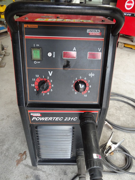 Ремонт Powertec 231C