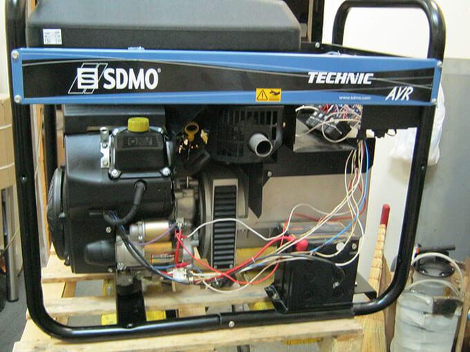 Дизель SDMO Technic AVR