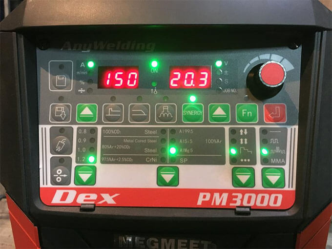 Тестирование Megmeet DEX PM3000