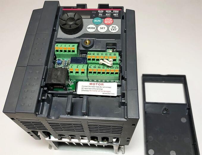 Частотник Mitsubishi