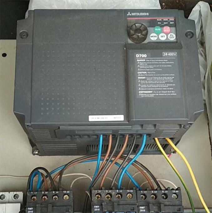 Частотный преобразователь Mitsubishi D-700