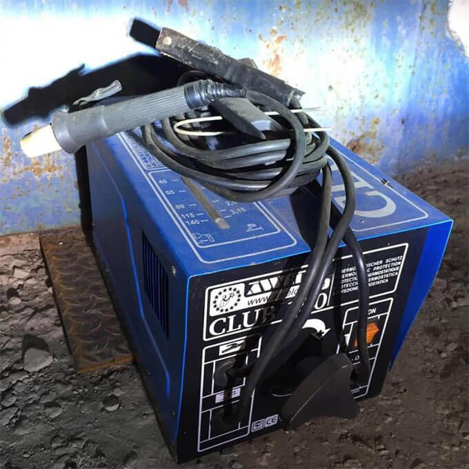 Сварочный аппарат Awelco