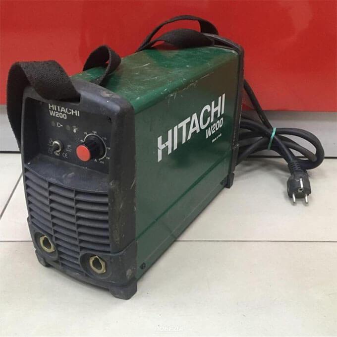 Hitachi W 200
