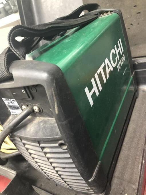 Инвертор Hitachi W 160