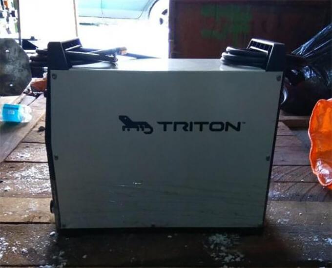 Сварочный инвертор Triton
