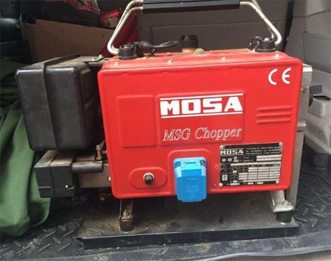 Бензиновый генератор Mosa