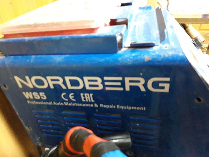 Nordberg WS5
