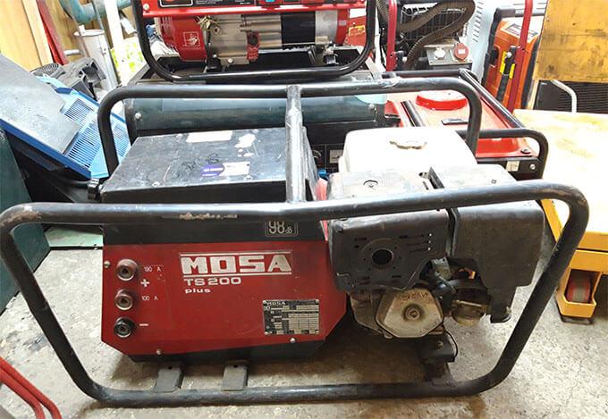 Отремонтированный Mosa TS 200 Plus