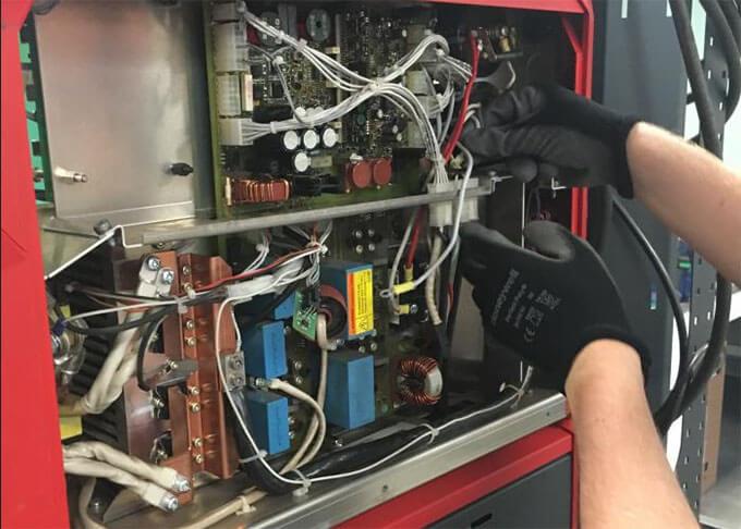 Ремонт платы аппарата Elettro