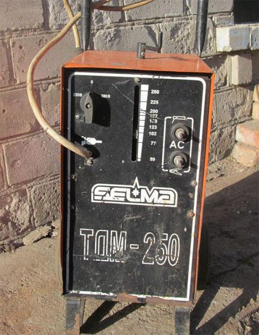 SELMA ТДМ-250
