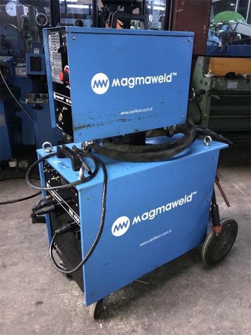 Сварочное оборудование Magmaweld